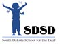 South Dakota School for the Deaf Logo